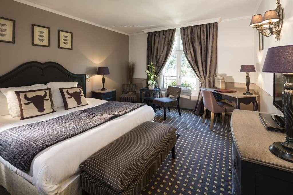 Photo Chambre Hotel Luxueux : Hotel beaune hostellerie le cèdre